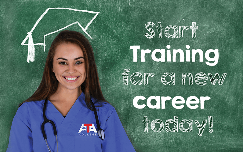 ATA College - Start Training for a New Career